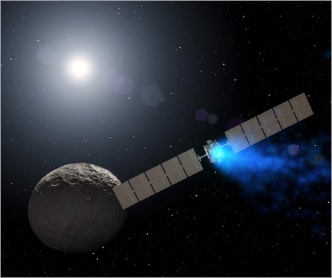 Dwarf Planet Mission