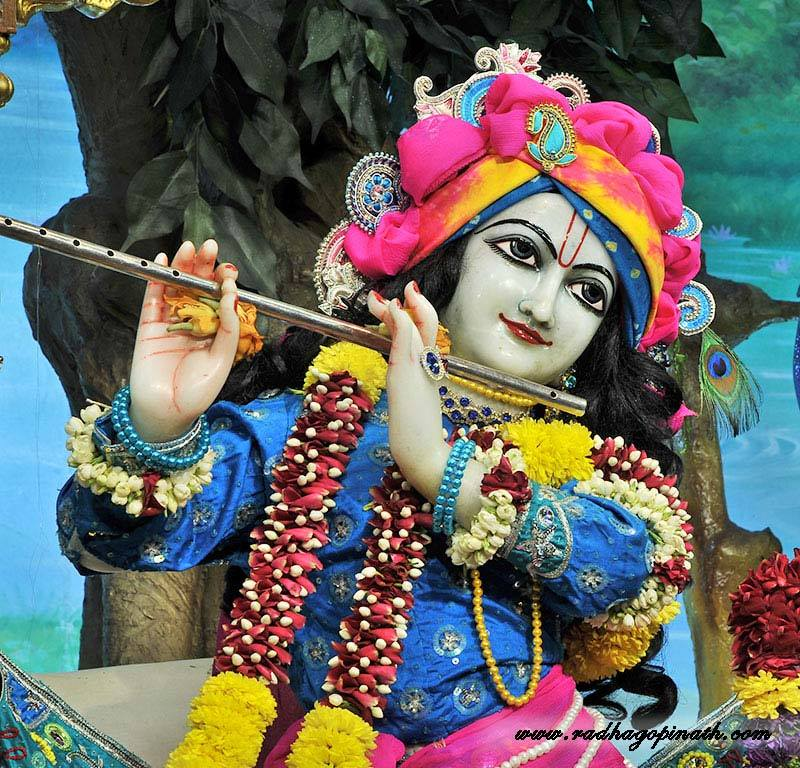 ISKCON Chowpatty Deity Darshan 18 Dec 2015 (19)