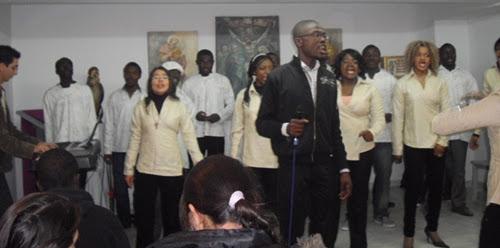 Chorale JCAT - Noël 2009