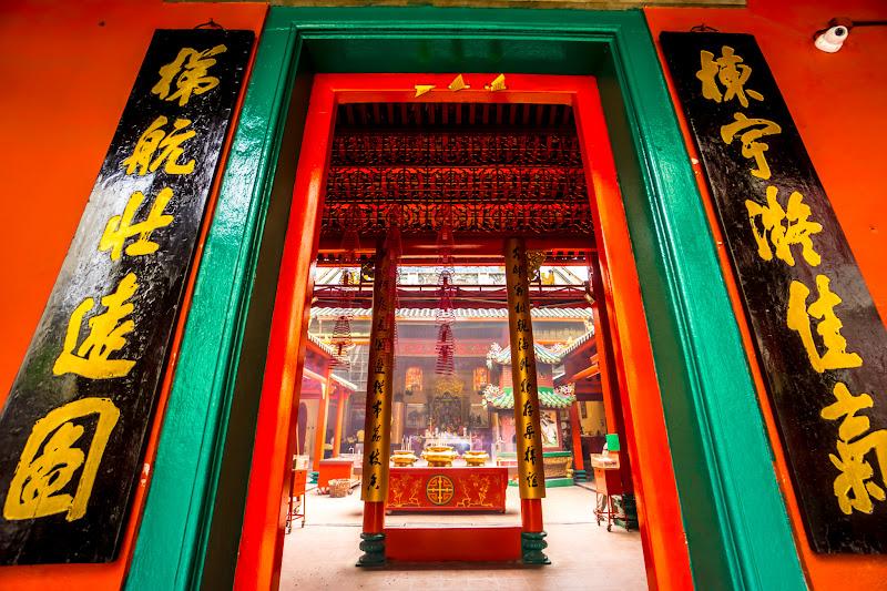 Kuala Lumpur Chinatown Guandi Temple1