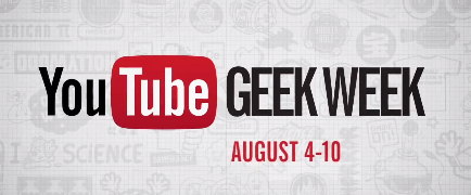 What Does It Mean To Be A Geek — YouTube Geek Week Promo Ad