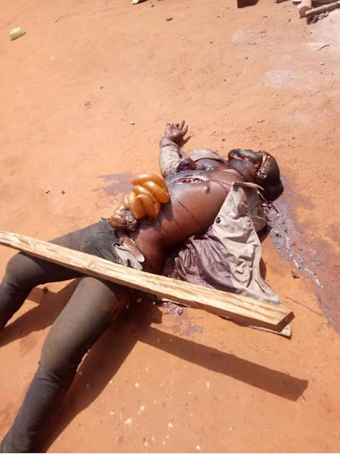 Farmers & Fulani Herdsmen Clash In Kogi, Many Killed (Viewers' Discretion Advised!!)  IMG_20180316_115945_748