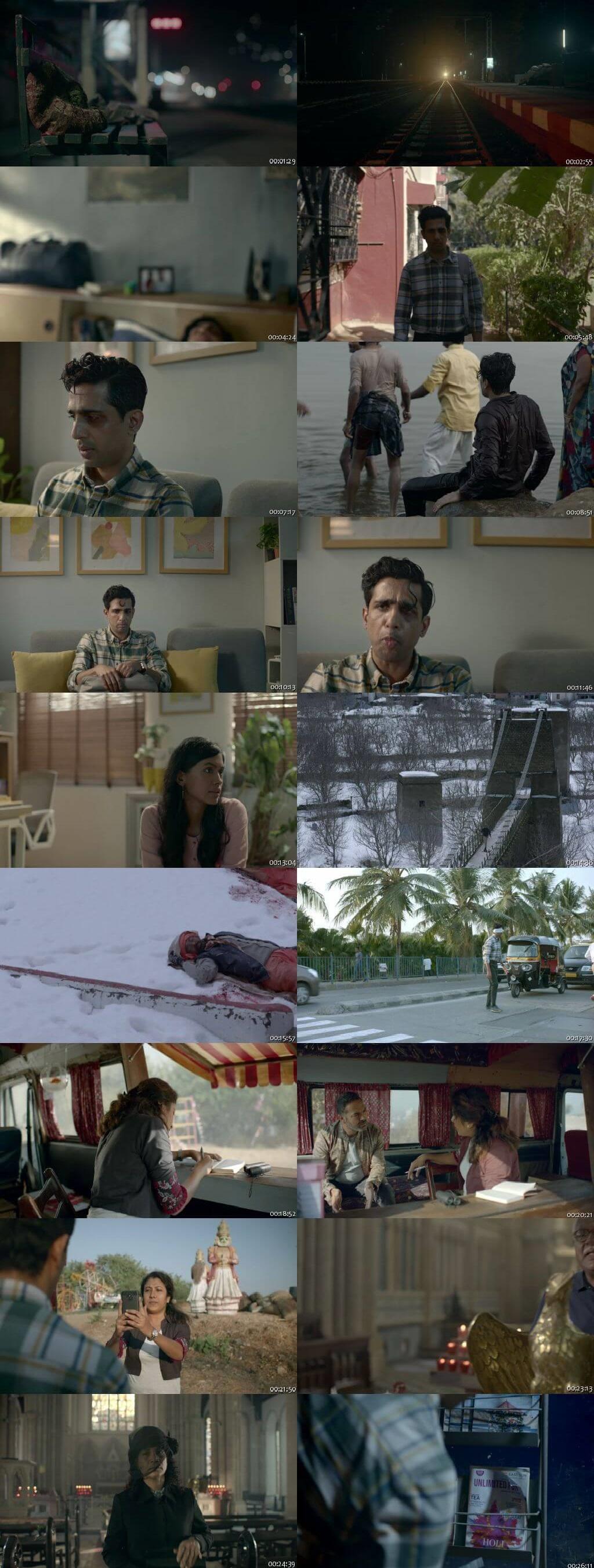 Screenshots Of Hindi Show Afsos Season 01 2020 Complete - All Episodes 300MB 480P HD