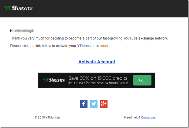 tăng view và like video Youtube với YTMonster