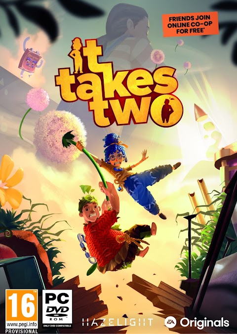 โหลดเกมส์ (PC) It Takes Two การผจญภัยของหนูน้อย