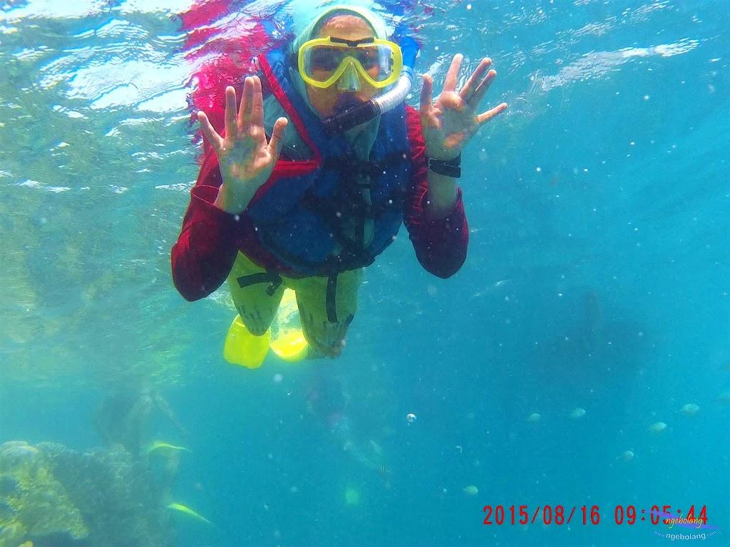 pulau harapan, 15-16 agustus 2015 sjcam 50