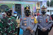 Operasi Ketupat 2021 Berakhir, Kapolda Sumut Himbau Petugas Pos Penyekatan Pastikan Pelintas Swab Antigen