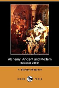 Cover of Herbert Stanley Redgrove's Book Alchemy Ancient And Modern