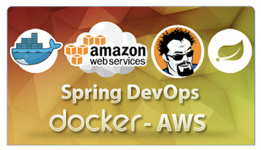 best course to learn Spring devops with AWS