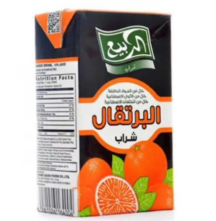 الحقيقة الكاملة لسحب عصير برتقال الربيع من الأسواق