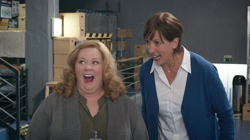 melissa mccarthy and miranda hart SPY