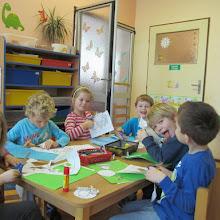 Hry a činnosti ve školce