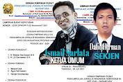 Ini Pesan Ismail Sarlata dan Pengurus DPP,  DPW PJID-Nusantara Jawa Barat di SK-kan setelah Provinsi Aceh