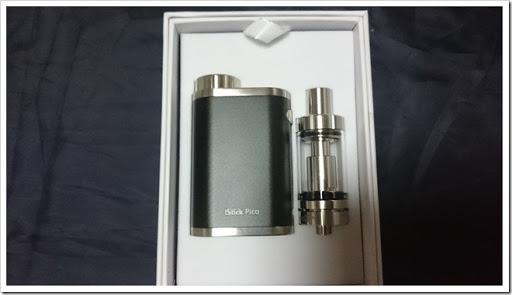 DSC 1814 thumb%25255B3%25255D - 【MOD】パワフル手のひらサイズ「Eleaf iStick Pico 75W」レビュー!VTWo/VTC MiniやiPhoneより小さい!【Mini Volt、Nugget超え小型MOD】