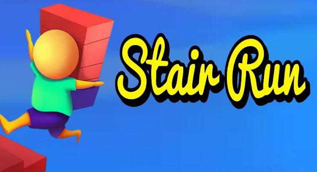 تحميل لعبة stair run مهكرة اخر اصدار - الآركيد