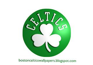 Boston Celtics Green and White Logos
