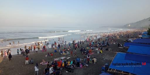 13 Wisatawan Terseret Arus Laut Pantai Selatan Sepanjang Musim Liburan Idul Fitri 2019