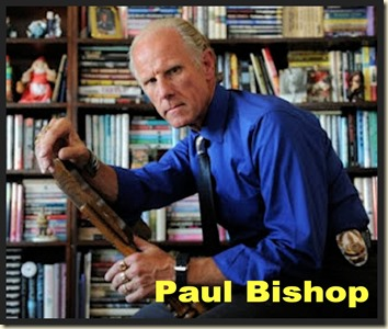 Paul-Bishop pic in library