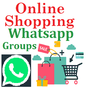 NEW Join Online Shopping Whatsapp Group Link List 2021