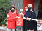 Relawan PMI Banda Aceh Terima 149 Paket APD Dari Illiza