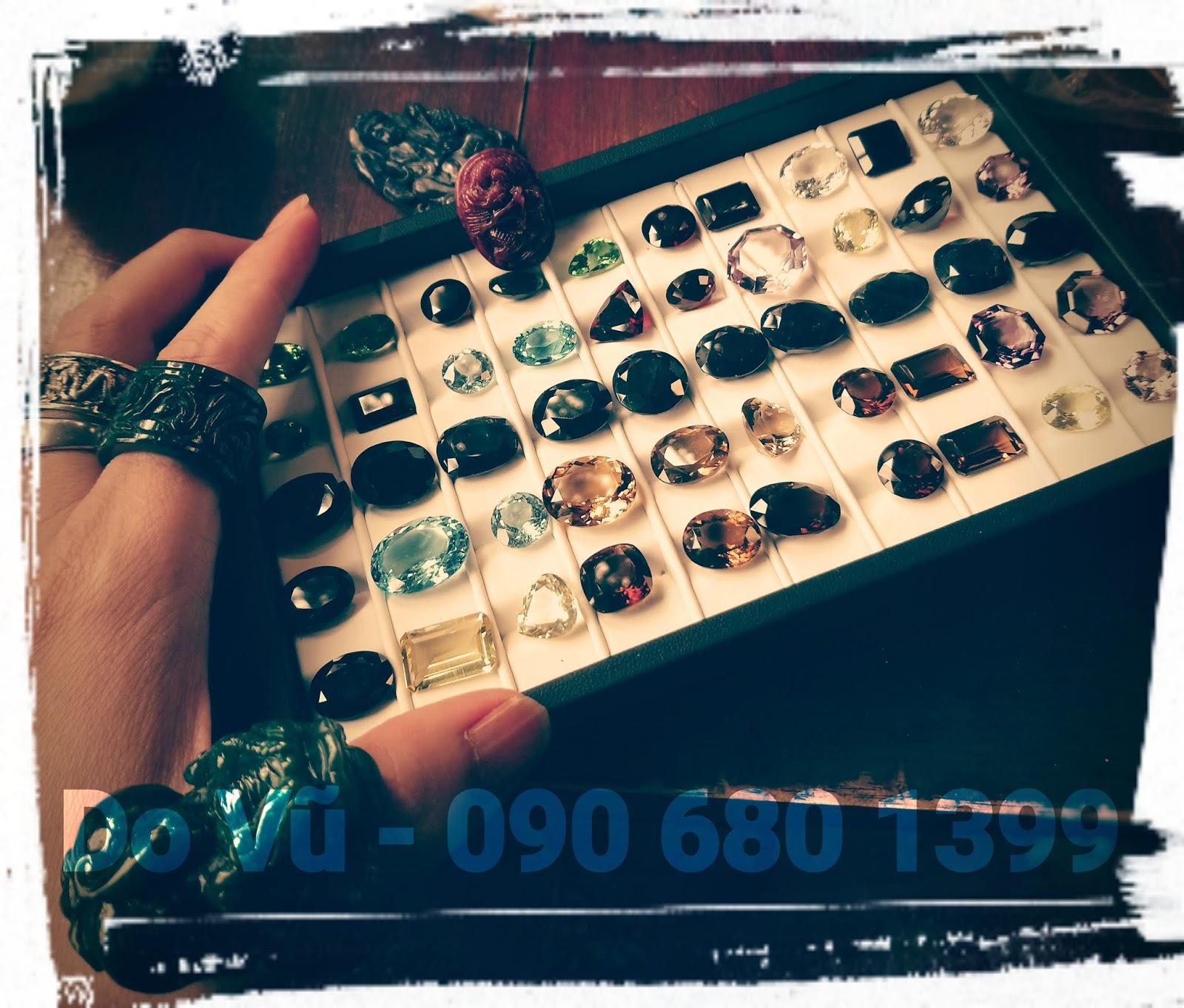 Cung cấp đá quý thiên nhiên lên trang sức, và vật phẩm phong thủy theo yêu cầu Vina Jewelry a product of Thạch Đạo Do Vũ