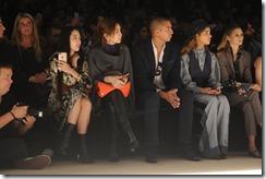 Bea Hayden;Ella Cheng;David Trezeguet;Negin Mirsalehi;Olivia Palermo;