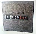 Ωρόμετρα 230V AC, Hour meter 230V AC