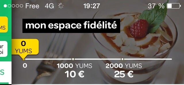 les applications desteban la fourchette