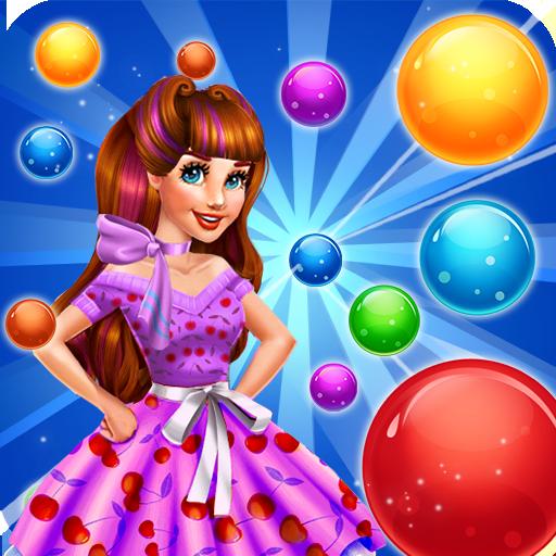 Beauty Girl Makeup Bubble