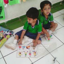 2015-04-15 Activity Class Nursery-B