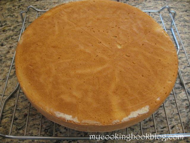 Торта Рафаело (Raffaello Cake)