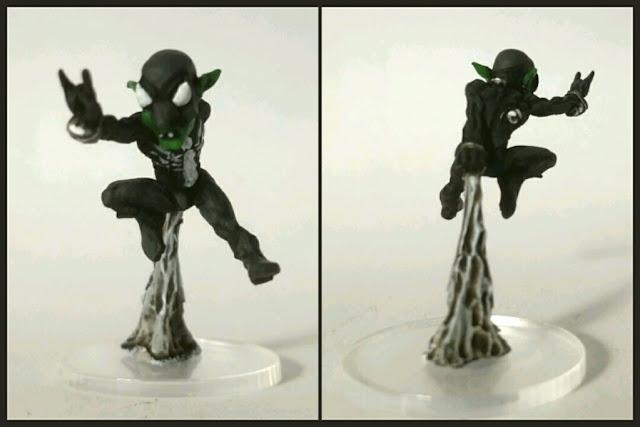 Goblins spidergoblin pintado por Xela
