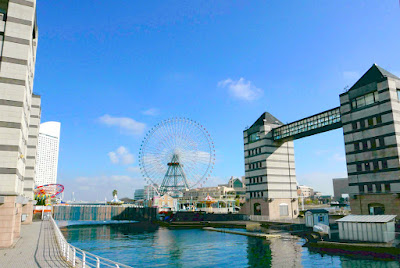Yokohama in Japan - once the epicenter of foreign trade when Commondore Matthew Perry landed here and Japan opened itself for the first time to the outside world. Now home of the Cup of Noodles Ramen Museum, Cosmo Clock 21 (at one point the tallest ferris wheel in the world) and the Cosmo World Amusement Park, Hakkeijima Sea Paradise, Kirin Beer Village, a large Chinatown, this is the second largest city outside Tokyo.