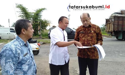 Kadis Bina Marga Prov Jabar Minta Gerak Cepat Atasi Permasalah Jalan di Sukabumi