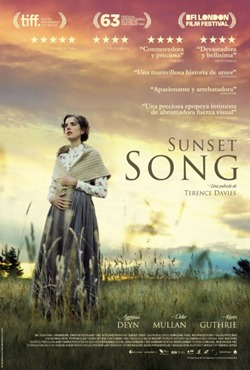 Poster Sunset Song