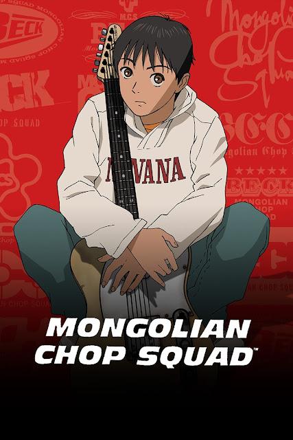 Mongolian Chop Squad