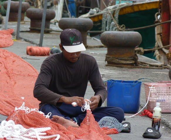 TAIWAN .Le port de SU AO - P1090074.JPG