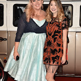 OIC - ENTSIMAGES.COM - Lucy Connell and Zoe Sugg at the Joe and Caspar Hit The Road - UK film in London  22nd November 2015 premierePhoto Mobis Photos/OIC 0203 174 1069