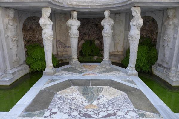 Italy: Villa Giulia's nymphaeum restored by mysterious benefactors