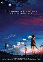 5 Centimeter per Second (Makoto Shinkai)