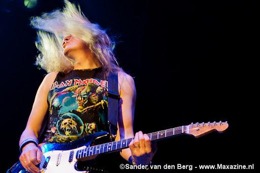 Gelredome Iron Maiden Iron Maiden is Een Band Die