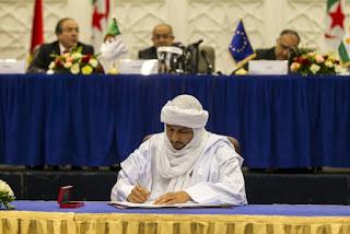 L'Accord d'Alger face à la fragilité du terrain