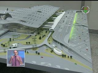 Le nouvel aéroport d'Alger sera prêt vers la fin 2018