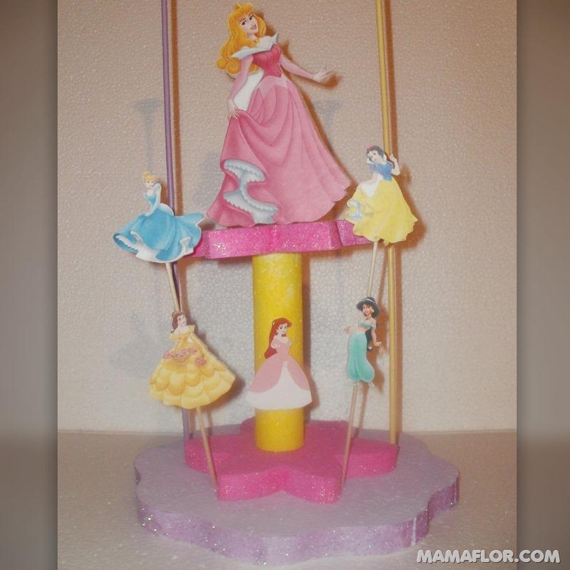 centro-de-mesa-princesas-disney-gratis - 10