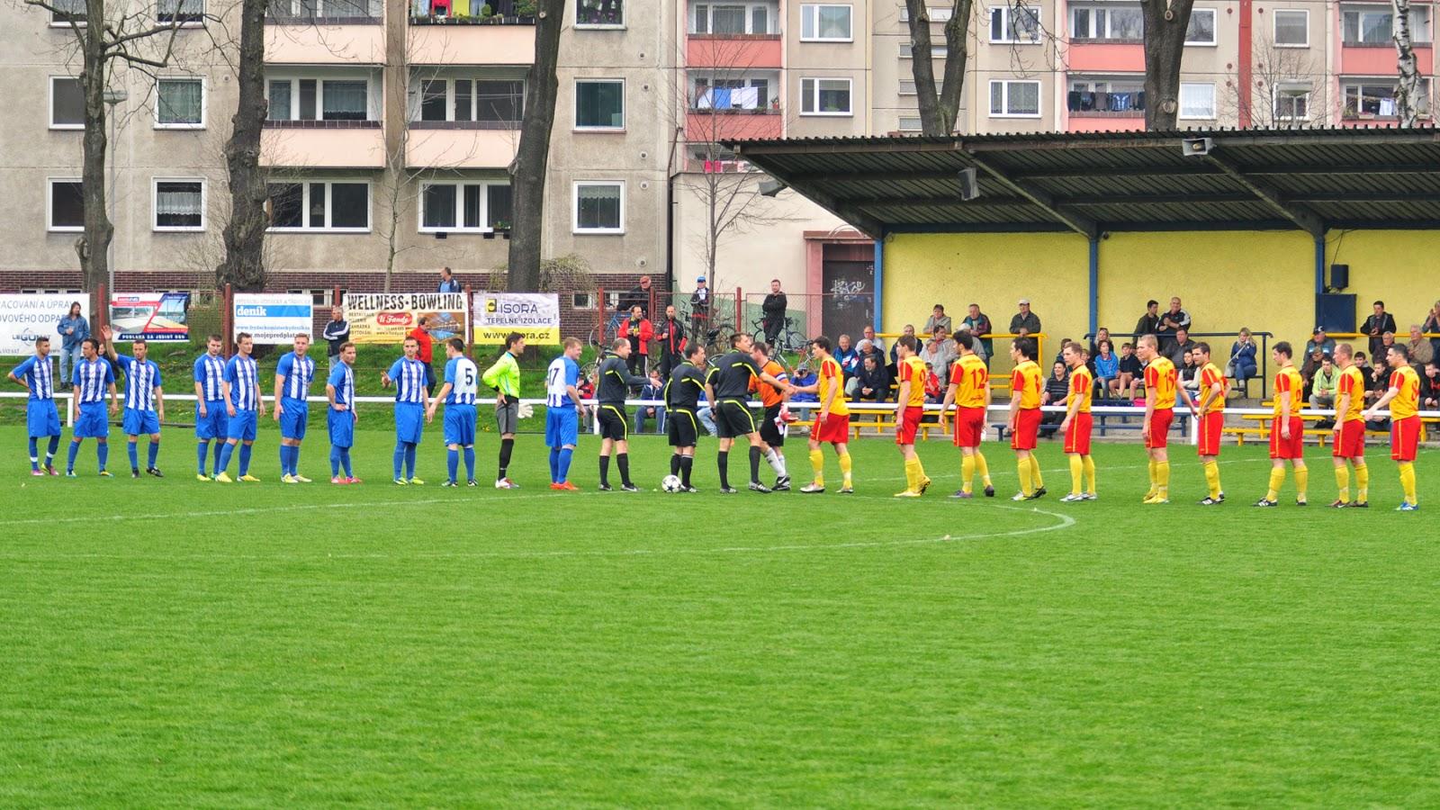 1.BFK Frýdlant n.O. ''A'' 2-2 (2:1) MFK Vítkovice