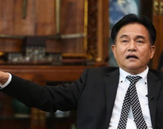 Yusril: Kalau Begitu Maksud Benny Harman, Maka Pengikut Pemikiran Hitler itu adalah Presiden SBY dan DPR Zaman itu...