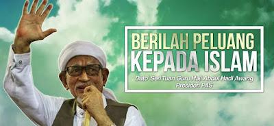 BERILAH PELUANG KEPADA ISLAM