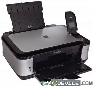 pic 1 - the right way to download Canon PIXMA MP550 printing device driver