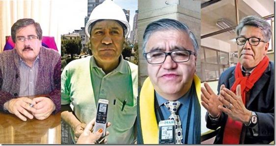 Elecciones a Rector: Candidatos proponen cambios estructurales en la UMSA