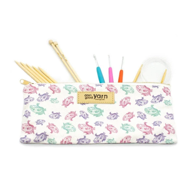 Paisley Knitting Needle & Crochet Hook Case